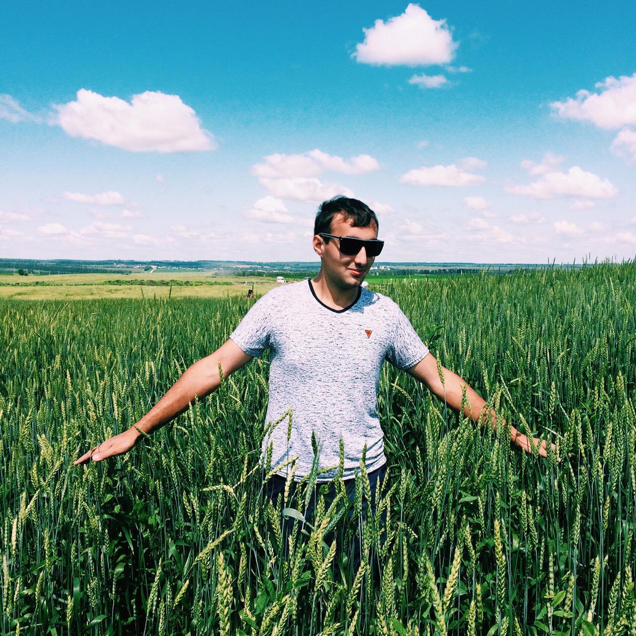 Рашит Тараканов, магистрант Российского государственного аграрного университета