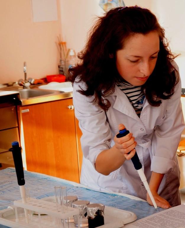 Ксения Гусева, аспирант Алтайского государственного аграрного университета